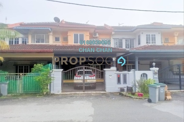 Terrace For Sale in Taman Permai Impian, Seremban Freehold fully_furnished 4R/3B 339k