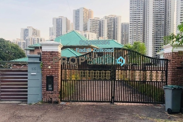 Bungalow For Rent in Jalan Straits View, Johor Bahru Freehold Fully Furnished 6R/5B 8k