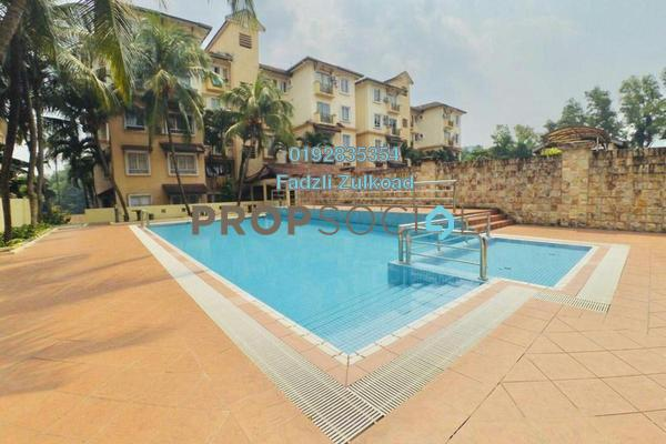Townhouse For Rent in Prima Court, Kemensah Freehold fully_furnished 4R/3B 2.8k