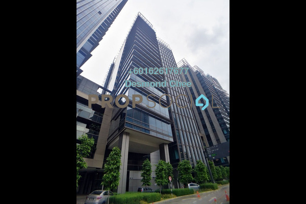 Office For Rent in KL Eco City, Mid Valley City Freehold Fully Furnished 0R/0B 3.31k
