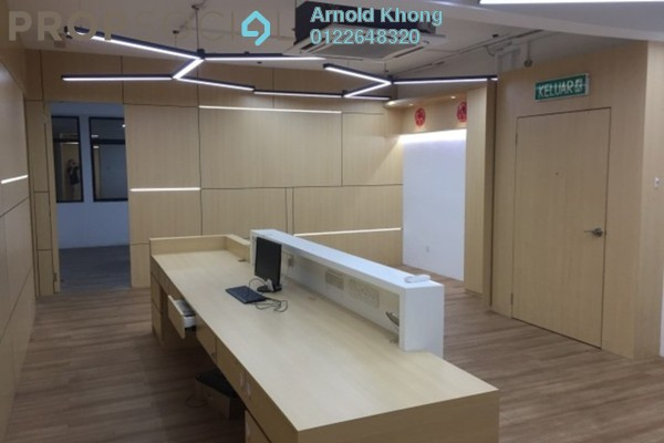 For Rent Shop at Medan Connaught, Cheras Freehold Semi Furnished 0R/0B 3.3k