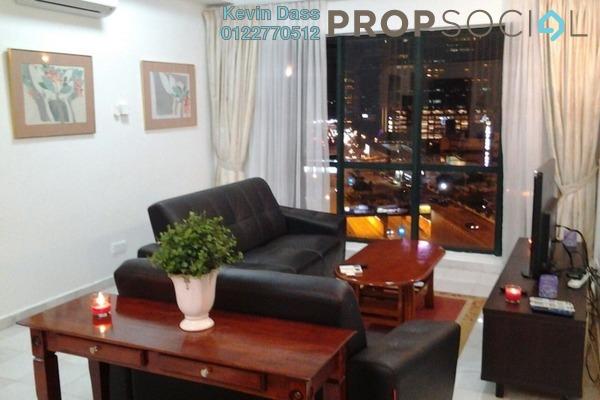 共管公寓 单位出售于 Vista Damai, KLCC Freehold Fully Furnished 1R/1B 580.0千