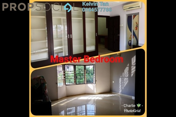Terrace For Sale in Lorong Damai 9, Ampang Hilir Freehold Semi Furnished 4R/4B 1m