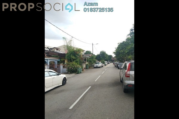 Terrace For Sale in Taman Bunga Raya, Setapak Freehold Semi Furnished 3R/2B 490k