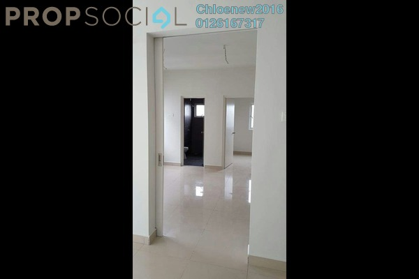 Condominium For Rent in Maxim Citilights, Sentul Freehold Unfurnished 3R/2B 1.2k