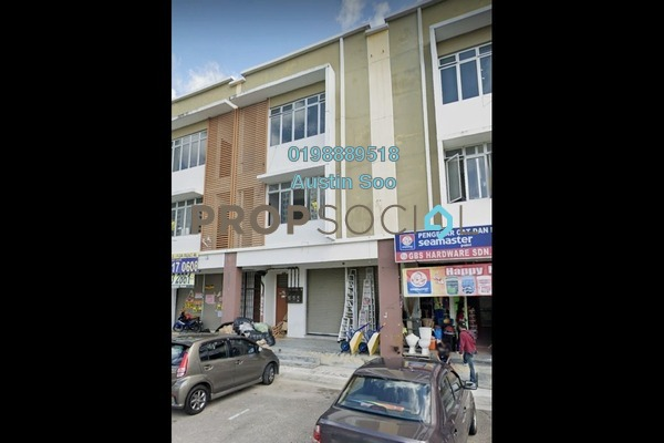 Shop For Rent in Taman Sierra Perdana, Masai Freehold Semi Furnished 1R/1B 700translationmissing:en.pricing.unit