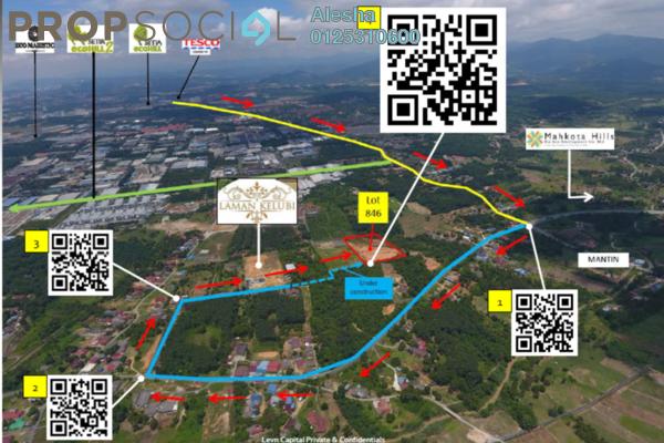 Land For Sale in Laman Kelubi, Beranang Freehold Unfurnished 0R/0B 2m