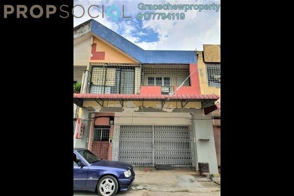 Shop For Rent in Taman Skudai Baru, Skudai Freehold Unfurnished 0R/0B 1.5k