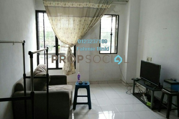 Apartment For Sale in Kinrara Mas, Bukit Jalil Leasehold Unfurnished 2R/2B 175k