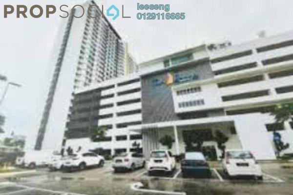 For Sale Apartment at SkyAwani 2, Jalan Ipoh Freehold Unfurnished 0R/0B 270k