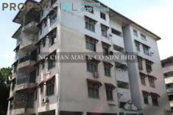 Apartment For Sale in Maplewoods, Saujana Freehold Unfurnished 0R/0B 72k