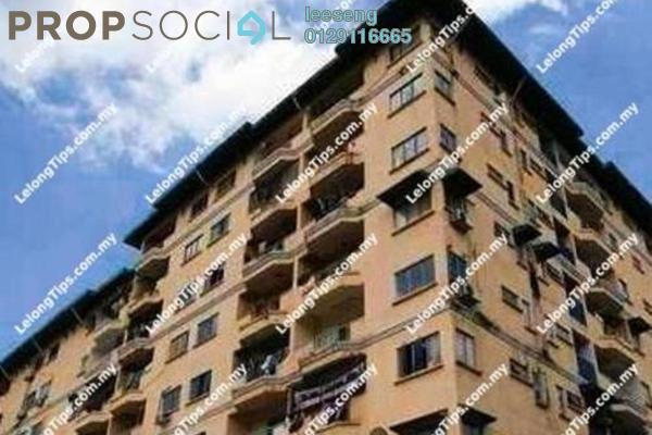 Condominium For Sale in Spectrum Apartment, Bandar Sunway Freehold Unfurnished 0R/0B 211k