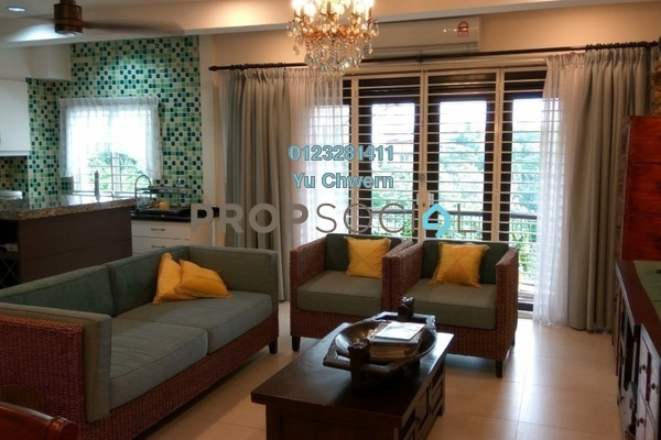 Townhouse For Sale in Bukit Bangsar, Bangsar Freehold Fully Furnished 3R/2B 1.45m