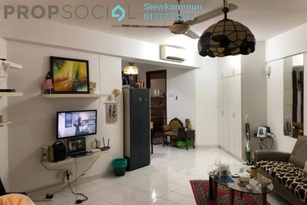 Condominium For Rent in Riana Green East, Wangsa Maju Freehold Fully Furnished 0R/1B 1.2k