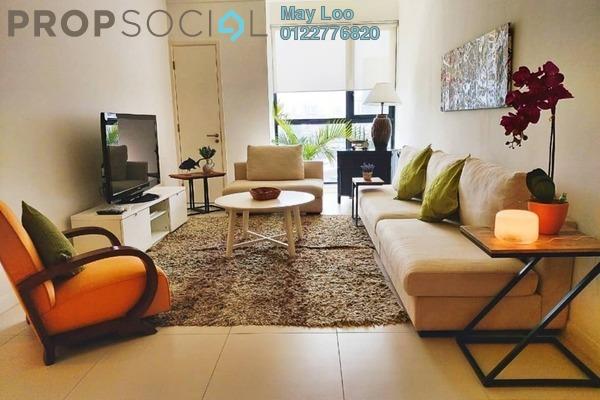 For Rent Condominium at Three28 Tun Razak, KLCC Freehold Fully Furnished 3R/3B 4k