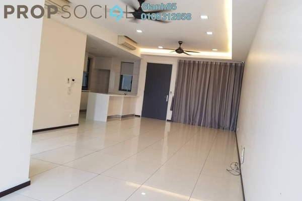 Condominium For Rent in The Breezeway, Desa ParkCity Freehold Semi Furnished 3R/2B 3.8k