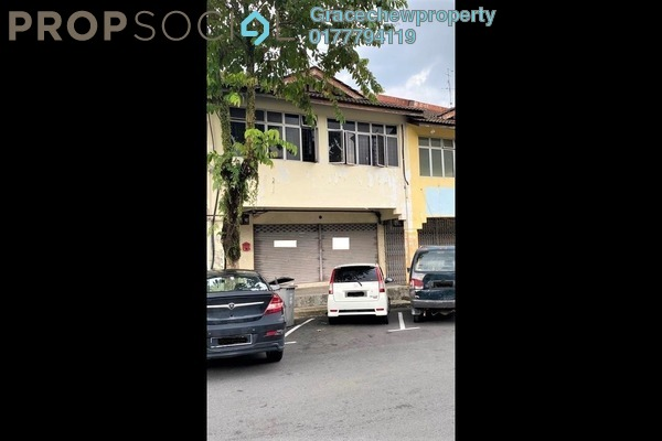 Shop For Rent in Taman Rinting, Masai Freehold Unfurnished 0R/0B 1.9k