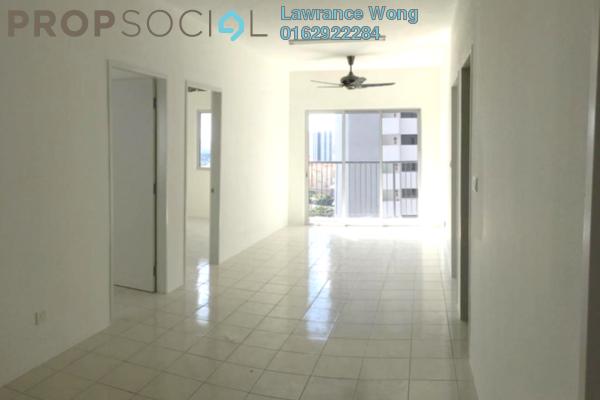 Condominium For Rent in Residensi Jalilmas, Bukit Jalil Freehold Unfurnished 3R/2B 1.2k