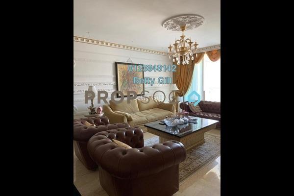 Condominium For Sale in Mutiara Upper East, Desa Pandan Freehold Semi Furnished 3R/3B 1.27m
