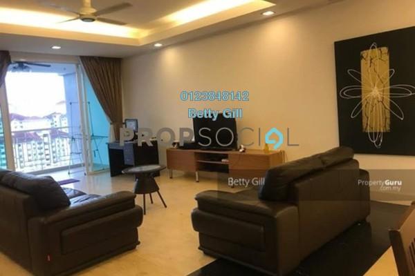 Condominium For Sale in Mutiara Upper East, Desa Pandan Leasehold Semi Furnished 3R/3B 1.15m