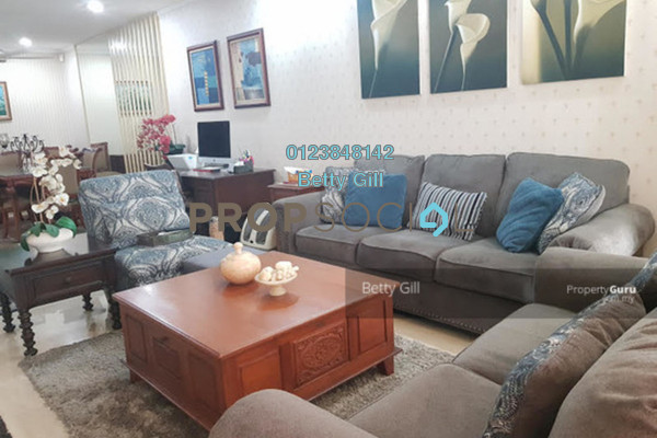 Condominium For Sale in Mutiara Upper East, Desa Pandan Leasehold Fully Furnished 3R/4B 1.45m