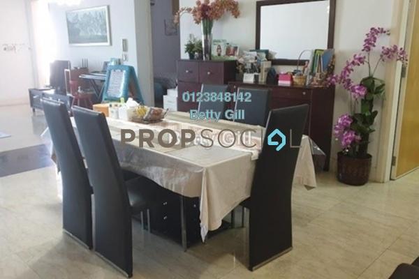 Condominium For Rent in Mutiara Upper East, Desa Pandan Freehold Semi Furnished 3R/3B 3.5k