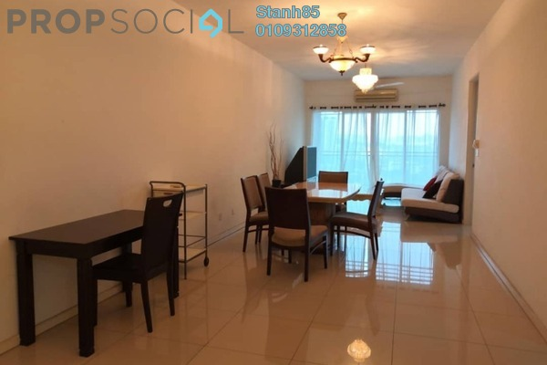 Condominium For Rent in 222 Residency, Setapak Freehold Fully Furnished 3R/2B 1.6k