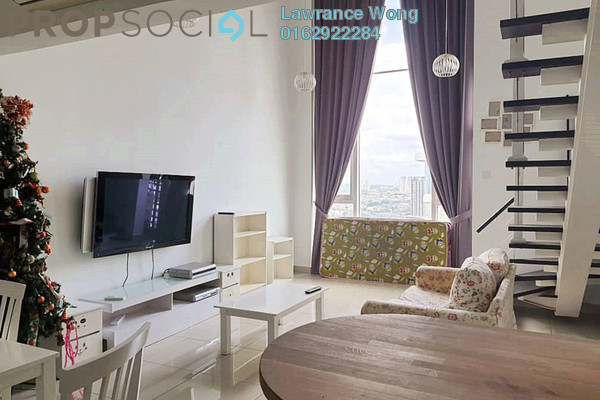 SoHo/Studio For Rent in The Scott Soho, Old Klang Road Freehold Fully Furnished 1R/2B 1.35k