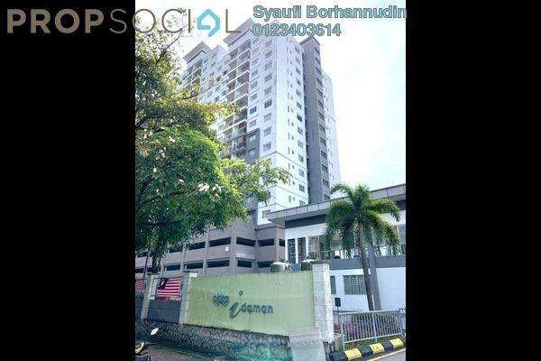 Condominium For Sale in Casa Idaman, Jalan Ipoh Freehold Unfurnished 4R/2B 460k