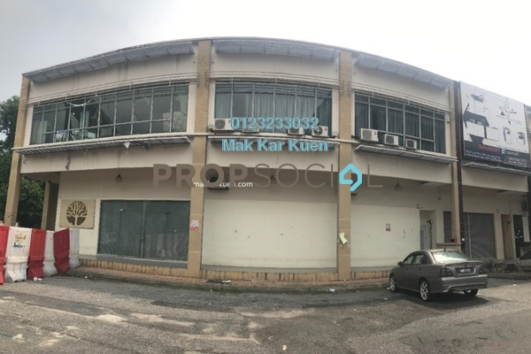 Shop For Sale in Sunway Surian Avenue, Kota Damansara Freehold Unfurnished 0R/0B 4.77m