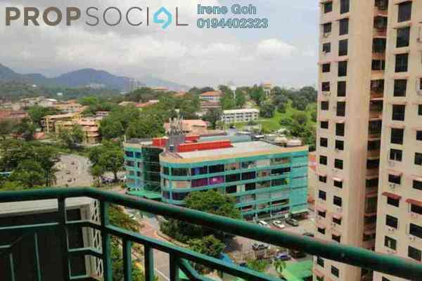 For Rent Condominium at Sunny Ville, Batu Uban Freehold Fully Furnished 3R/2B 1.35k