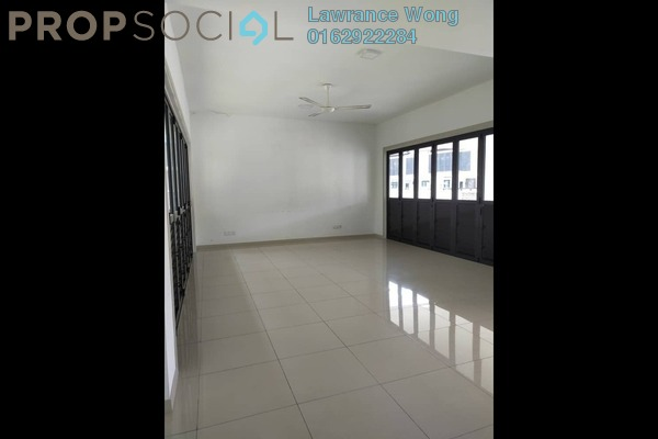 Terrace For Rent in Aralia, Elmina Gardens Freehold Semi Furnished 5R/5B 2.8k