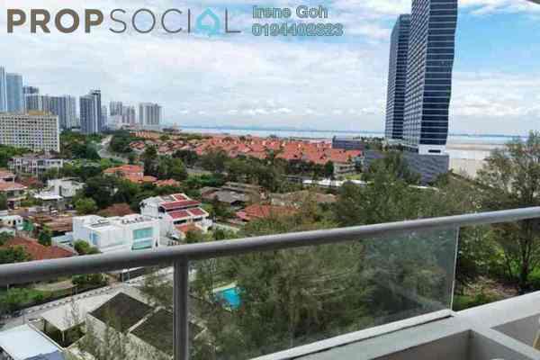 For Rent Condominium at Marina Bay, Tanjung Tokong Freehold Fully Furnished 3R/2B 2.2k