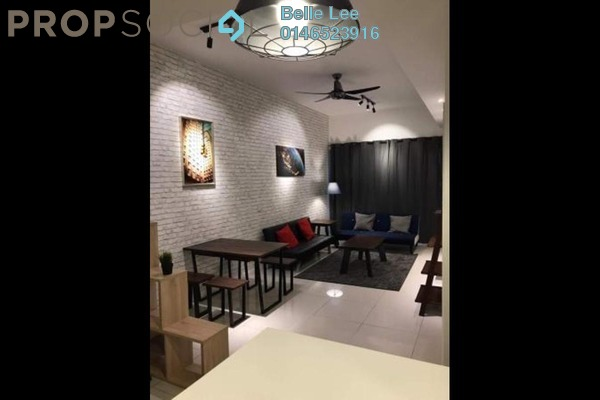 Condominium For Rent in Pertama Residency, Cheras Freehold Fully Furnished 1R/1B 1.4k