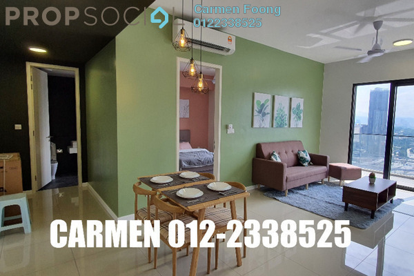 Condominium For Rent in Novum, Bangsar South Freehold Fully Furnished 1R/1B 2.6k