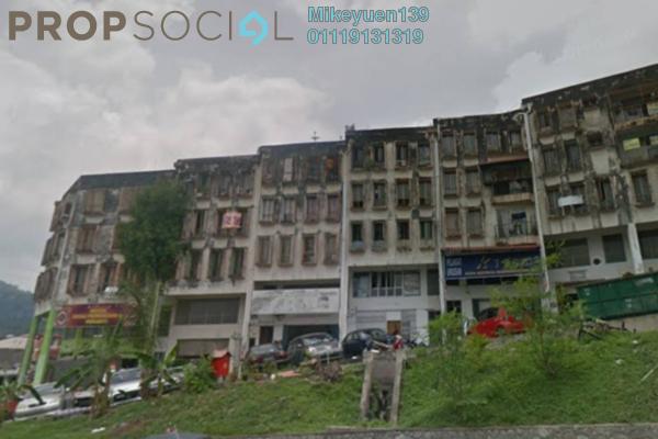 Apartment For Sale in Taman Cuepacs, Batu 9 Cheras Freehold Unfurnished 2R/1B 58k