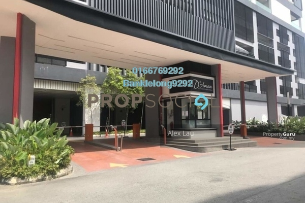 Condominium For Sale in BP14, Bandar Bukit Puchong Freehold Semi Furnished 3R/2B 282k