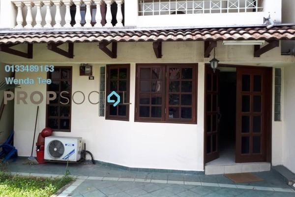 Terrace For Sale in Jalan Gasing, Petaling Jaya Freehold Semi Furnished 3R/3B 820k