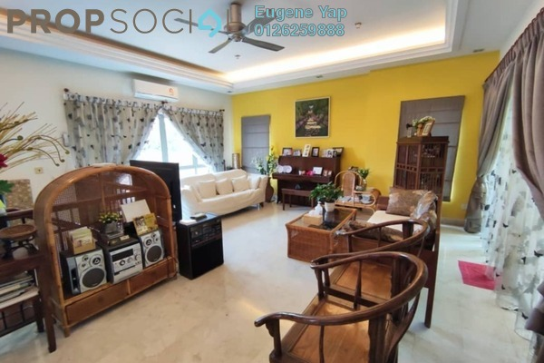 Bungalow For Sale in Sierramas West, Sungai Buloh Freehold Semi Furnished 5R/5B 2.4m