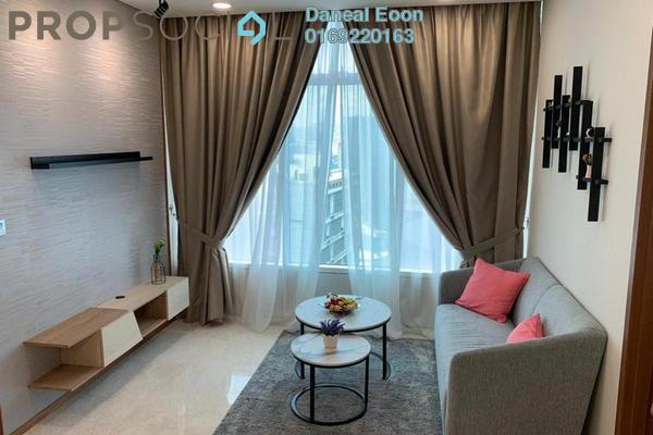 Condominium For Rent in Sky Suites @ KLCC, KLCC Freehold Fully Furnished 2R/2B 3.1k