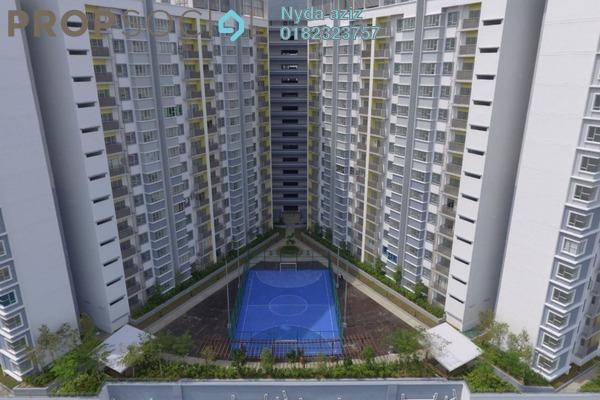 Condominium For Rent in PR1MA Homes @ Residensi Alam Damai, Alam Damai Freehold Unfurnished 3R/2B 1k