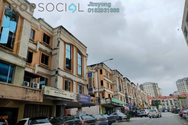 Office For Sale in Medan Putra Business Centre, Bandar Menjalara Freehold Unfurnished 1R/1B 140k