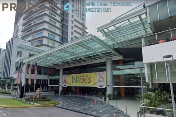 For Rent Shop at Sunway Nexis, Kota Damansara Freehold Unfurnished 1R/1B 4.5k
