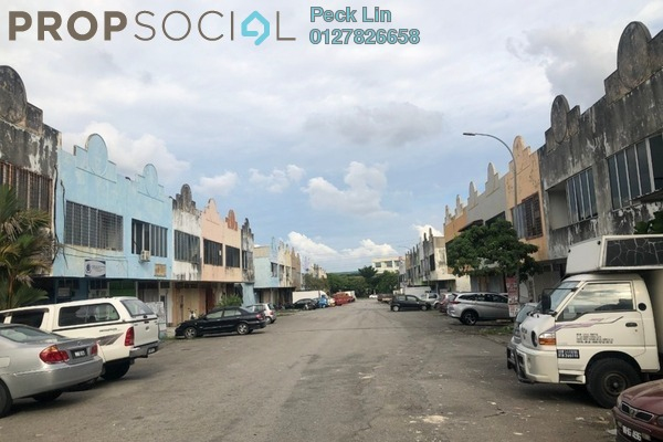 Factory For Sale in Taming Jaya Industrial Park, Balakong Leasehold Unfurnished 0R/0B 968k