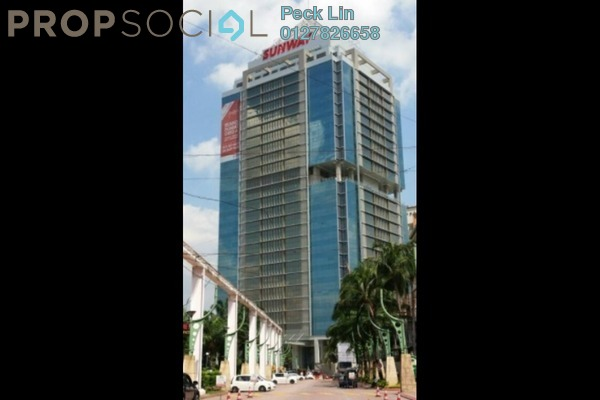 Office For Rent in The Pinnacle, Bandar Sunway Freehold Unfurnished 0R/0B 47.7k