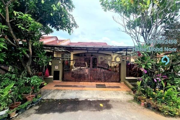 Terrace For Sale in Bukit Raja Industrial Park, Klang Freehold Semi Furnished 3R/2B 470k