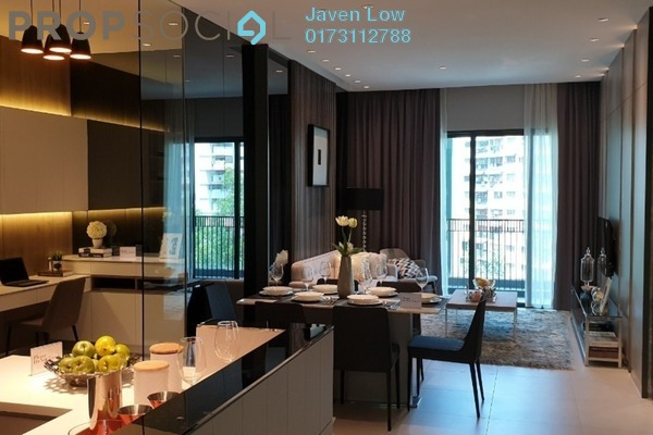 For Sale Condominium at The Goodwood Residence, Bangsar South Freehold Semi Furnished 3R/2B 675k