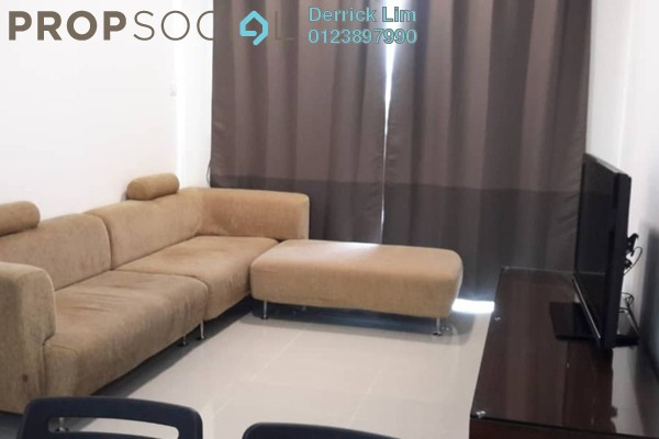 Condominium For Sale in Desa Green Serviced Apartment, Taman Desa Freehold Fully Furnished 3R/2B 580k