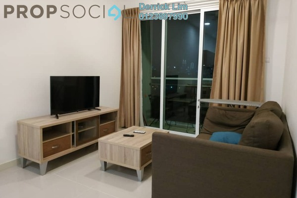 Condominium For Sale in Desa Green Serviced Apartment, Taman Desa Freehold Fully Furnished 1R/1B 430k