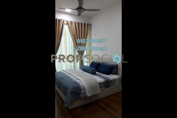 Serviced Residence For Sale in Nadi Bangsar, Bangsar Freehold Fully Furnished 2R/1B 930k